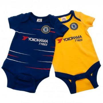 Chelsea FC Babygrow TS (9-12 Months)